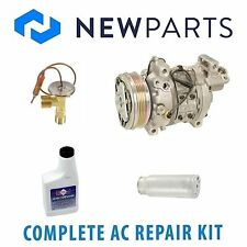 For Isuzu Rodeo 1993-1997 3.2L A/C Repair Kit w/ OE Zexel Compressor & Clutch