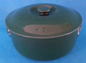 Soup Tureen Ceramic Old Vallauris Val D' Gold Ref 292594134605