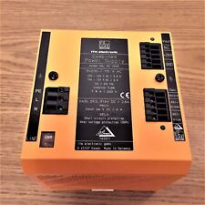 IFM ELECTRONIC AC 1209  COMBINED POWER SUPPLY  230/115VAC ...29.5/31.6VDC