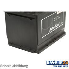 f.becker_line | Starterbatterie ;Premium Starter-Batterie - 12 Volt, 62 Ah, 540