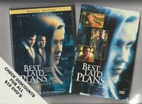 BEST LAID PLANS DVD SPECIAL EDITION Movie LIKE NEW WITH INSERT REESE WITHERSPOON