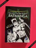 Batman The Jiro Kuwata Batmanga Vol 3 TPB DC 2016 NM