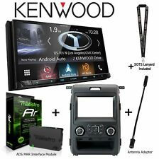 Kenwood Excelon Dnx994S + Dashkit for Ford F-150 + Ads-Mrr + Antenna Adapter