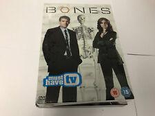 Bones - Season 1  DVD David Boreanaz, Emily Deschanel, Michaela 5039036027441