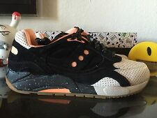 SAUCONY x FEATURE HIGH ROLLER G9 Shadow Sz 9 ALL THINGS GOOD Style# S70183-1