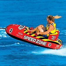 New Sportsstuff Towable Boat Tube 2 Rider SPEEDZONE 2 SPO 531931