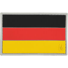 PVC Morale Patch - MAXPEDITION - GERMANY German FLAG - FULL color - Hook & Loop