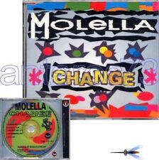 """MOLELLA """"CHANGE"""" RARE CDM ITALO DANCE - MINT"""