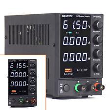 Power Supply 0 60 V 0 5 A 110v Precision Variable Dc Digital Adjustable Lab Led