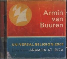 ARMIN VAN BURREN Universal Religion 2004  CD ALBUM  NEW - NOT SEALED