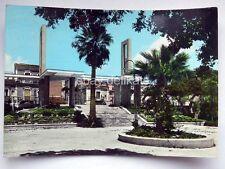 GELA Giardino pubblico Caltanissetta vecchia cartolina