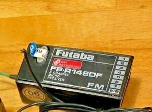 1 x Vintage Futaba Tower Hobbies FM Reciever FPR148DF Working