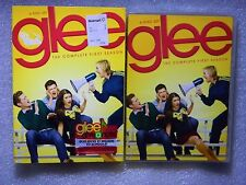 BRAND NEW Glee Complete First Season WS DVD 6-Disc BoxSet Lea Michele Jane Lynch