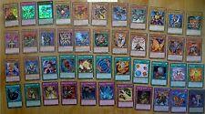Joey's 43-Cards Deck LDK2 Black Stone Legend, Jinzo, Flare Metal Dragon  YUGIOH