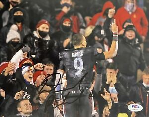 Desmond Ridder Signed Autographed Cincinnati Bearcats 8x10 Photo PSA/DNA
