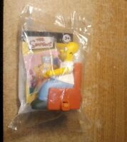 HOMER SIMPSON Figurine |  Mint 2008 Burger King Simpsons Toy | Couch-A-Bunga Toy