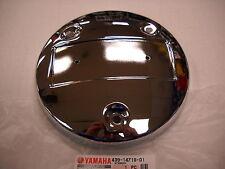 YAMAHA EXHAUST MUFFLER PROTECTOR CHROME LB50 LB80 LB 50 80 CHAPPY 1976 - 1982