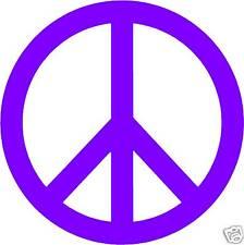 Signe de paix Autocollant Voiture Fenêtre Autocollant CND