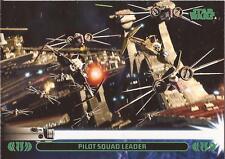 "Star Wars Jedi Legacy - Green Parallel Card 16A ""Clone Pilot Squads"""