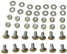 1966-1967 Chevy Nova Front & Rear Bumper Bolt Kit
