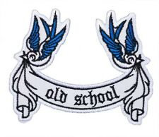 Old School Swallows PATCH BRODE écusson
