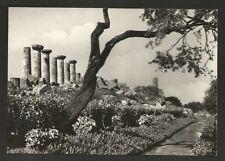 AD6454 Agrigento - Città - Tempio di Ercole