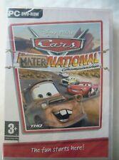 69685-Cars Mater-Campeonato Nacional [Nuevo/Sellado] - PC () Windows XP PFC11