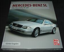 Bildband Mercedes Benz R 129 SL 280 / 300 / 300-24 / 320 / 500 / 55 + 60 AMG NEU
