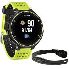 Garmin Forerunner 230 GPS Running Watch + Heart Rate Monitor - Force Yellow