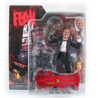 Mezco Cinema Of Fear 1 A Nightmare on Elm Street 3 FREDDY KRUEGER Figure MT19F