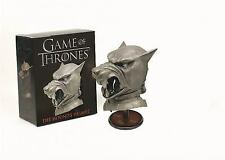 Game of Thrones: The Hound's Helmet by Running Press Novelty Book (English)