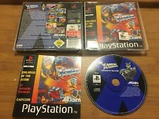 X-MEN Children Of The Atom PS1 PAL Playstation 1 Complete EXCELLENT Condition
