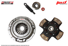 Bully Racing Stage 4 Clutch Kit Fits Acura Integra 4 CYL 1990-1991 1.8l ENG