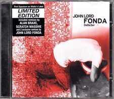 John Lord Fonda - DeBaSer - CDA - 2006 - Techno Citizen Records NEW SEALED