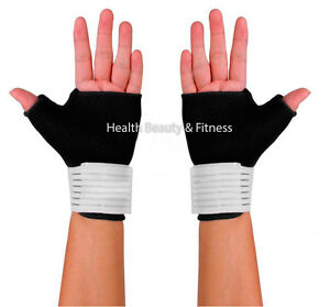 Wrist Thumb Support Hand Palm Brace Carpal Tunnel Arthritis Compression Gloves