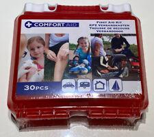 Trousse de Premiers Secours 30 piéces First Aid Kit maison voiture Camping