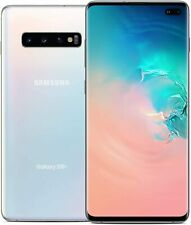 Samsung Galaxy S10 Plus G975U 128GB Factory Unlocked Verizon AT&T T-Mobile White