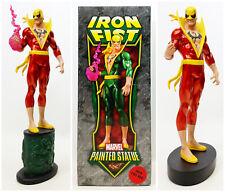 "Bowen Designs Marvel Iron Fist Red Edition 15"" Statue Signed By Randy Bowen NIB"