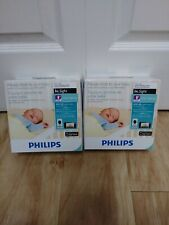 Lot of 2 Philips In.Sight Wifi HD Baby Monitor 4 IOS iPad iPhone Camera B120/37