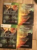 The Witcher 2 Assassins Of Kings Enhanced Edition Xbox 360 Complete