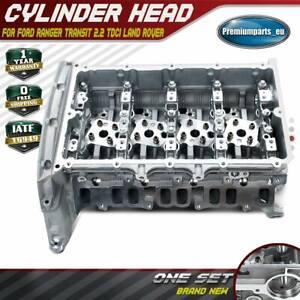 Cylinder Head for Ford Ranger Transit 2.2 TDCi 11-On Land Rover Defender Euro 5