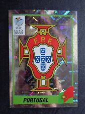 ☆ Panini Euro 2000 - Portugal Foil Badge