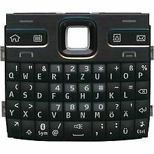 Keypad For Nokia E72, Black COLOUR