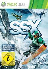 Microsoft XBOX 360 Spiel ***** SSX  *************************************NEU*NEW