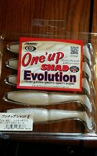 "New One' up Chad Evolution 6"" Silky White Three 5PKG's"