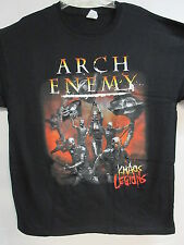 NEW - ARCH ENEMY KHAOS LEGIONS BAND / CONCERT / MUSIC T-SHIRT EXTRA LARGE