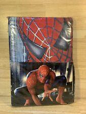 Spider-Man 3 Flat Sheet Cotton Blend 2007 50x70cm Brink Textile