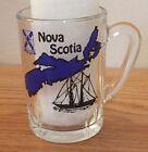 "Nova Scotia mini beer mug shot glass 3""H"