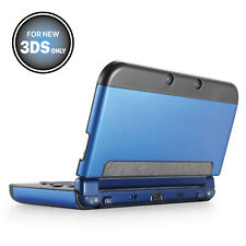 Aluminium Protective Hard Shell Skin Case Cover for New Nintendo 3DS 2015 Blue