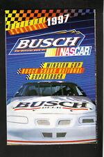 Winston Cup/Busch/Craftsman Truck/NASCAR--1997 Schedule--Busch Beer